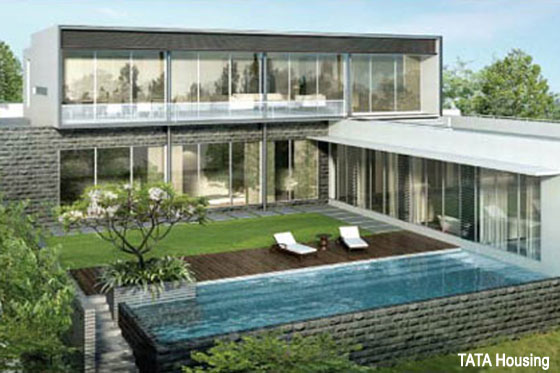 Prive villas lonavala pune german project management for Villa concept construction vedene